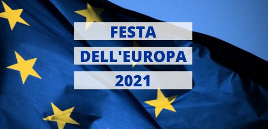 Logo Festa dell'Europa 2021