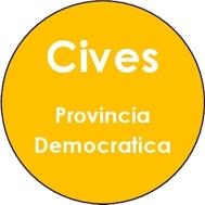 Logo della Lista dei Candidati Cives Provincia Democratica