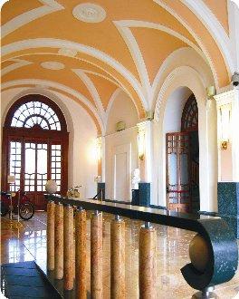Atrio di Palazzo Magno