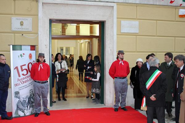 Inaugurazione Circolo Sannitico