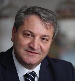 Il Presidente della Provincia di Campobasso Francesco Roberti